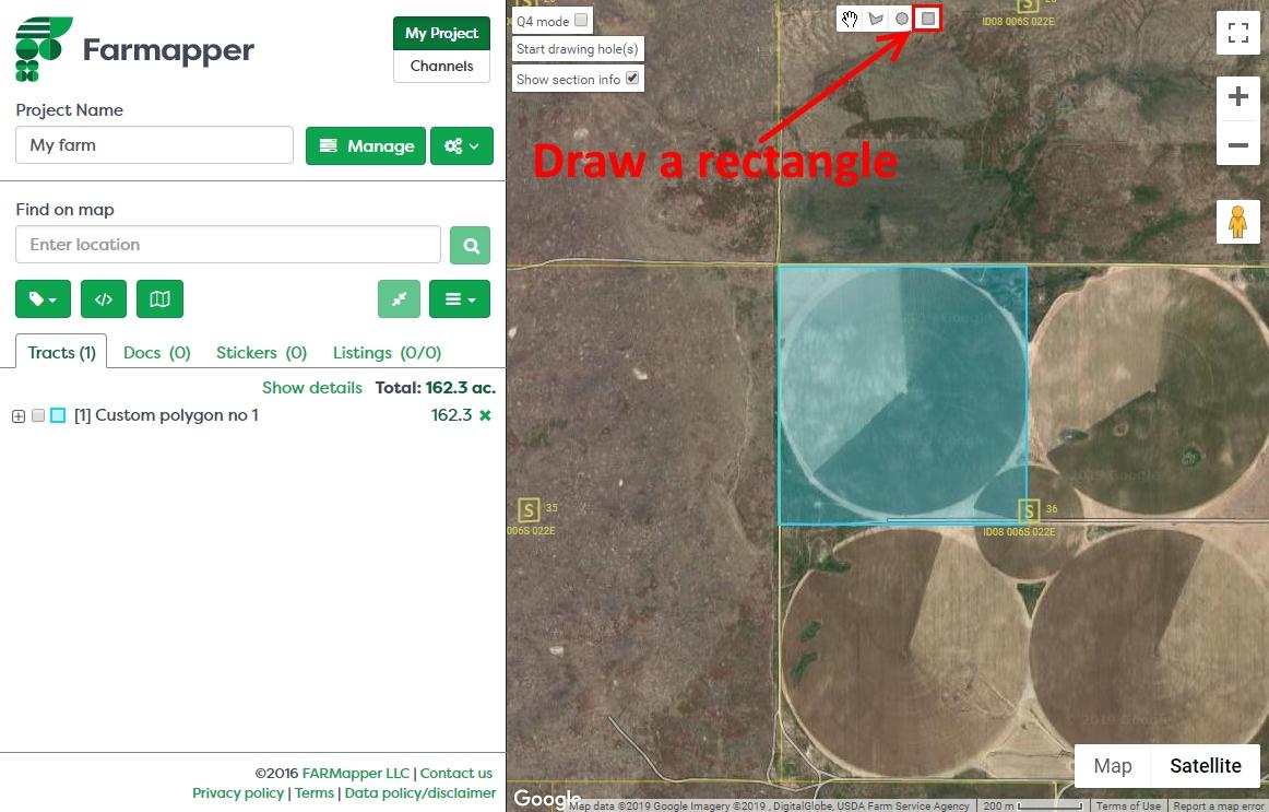 McFinney FARMapper - Farm data exchange made easy